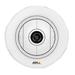 (AXIS COMMUNICATIONS - 0798-001 F4005 | Dome Sensor Unit, 12 m/39 ft. Cable to an F Series Main Unit, IK09 and IP66/NEMA 4X Rated, 110º Horizontal FOV, HDTV 1080p, WDR RJ45 Connection 2.8mm Fixed Lens)