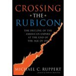Crossing the Rubicon (04) by Ruppert, Michael C - Fitts, Catherine Austin [Paperback (2004)]