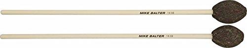 (Mike Balter Universal Series Birch Handle Marimba Mallets Brown Yarn Med - Med)