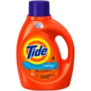 Tide Clean Breeze HE Laundry Detergent, 75 fl - Low Tide