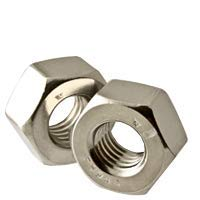 7/8inch-9 Heavy Hex Nut, Coarse, Stainless Steel A2 (18-8) (50/Pkg.)