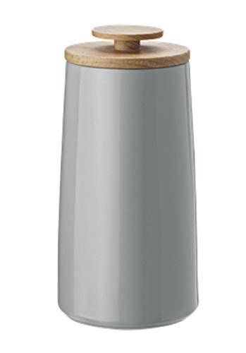 Stelton Emma Tea Canister Storage Jar, Grey by Holmback & Nordentoft ()