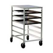 1/2 Size Bun Pan Rack, Stainless Top