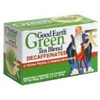 Good Earth Green Tea Blend Decaf (3x25 bag)