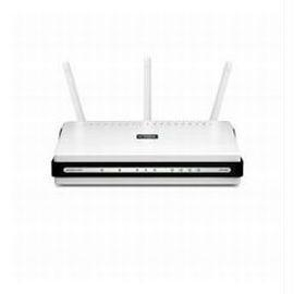D-Link DIR-655 Xtreme N Wireless Router Draft 802.11n 64/128-bit w/ 3 External Antennas Electronics