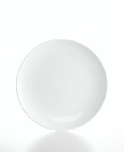 (The Cellar Dinnerware, Whiteware Coupe Salad Plate)