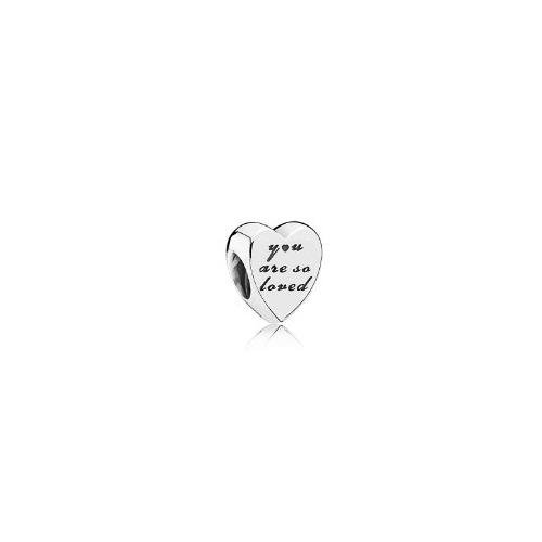 Pandora 791730 You Are So Loved Charm
