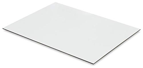 8X10 Art Boards for Painting Artlicious Gesso Boards 12 Pack