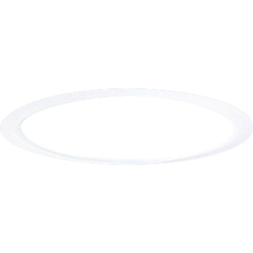 - Progress Lighting P6621-30 Open Trim R.D. 8-1/4-Inch and O.D. 7-7/16-Inch, White