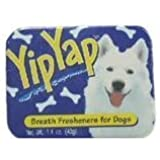 Breath Mints for Dogs! Yip Yap Dog Mints - 12 Pack