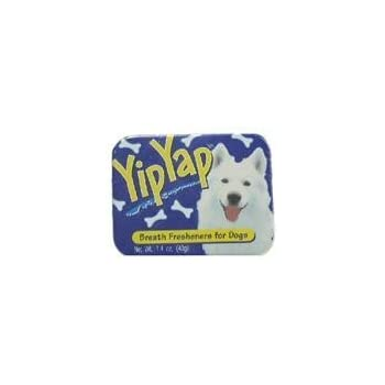 Amazon.com : Breath Mints for Dogs! Yip Yap Dog Mints - 12