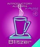 Introductory Algebra (4th Edition)