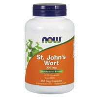 Now Foods St. John???s Wort, 250 caps / 300 mg ( Multi-Pack)