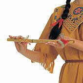 Kid's Indian Peace Pipe Costume Prop (Peace Costumes)