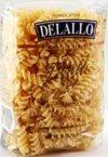 Delallo Pasta Whlwht Fusilli