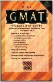 Graduate Management Admission Test: A Preparation Guide: Cliffs Graduate Management Admission Test Preparation Guide (Test preparation guides)