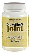Dr. Miller's Joint purchased by people desiring Joint Pain Relief, 60 Pills, High Potency: Includes Glucosamine, MSM, Chondroitin, and more, Doctor Miller's Joint