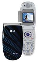 LG VX3300 Cell Phone by LG