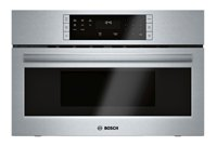 """Bosch HMB50152UC 500 Series 30"""" Built-In Microwave Oven in Stainless Steel"""
