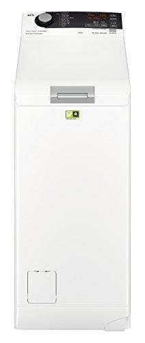 AEG L7TE74275 Waschmaschine Toplader / Energiesparender Waschvollautomat / Energieklasse E / Mit ProSense- und ProSteam…