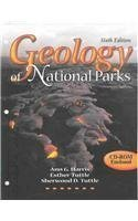 Geology of National Parks by Harris, Ann G. Published by Kendall Hunt Pub Co 6th (sixth) edition (2003) Ring-bound
