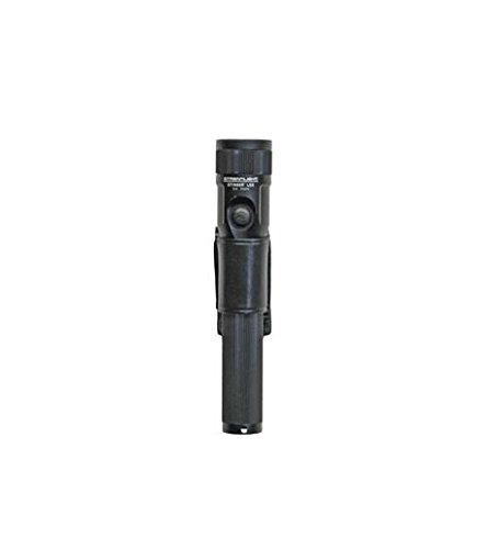 - Stallion Leather SLDH-3 Loop Half Holder for Stinger LED Flashlight Black Gloss