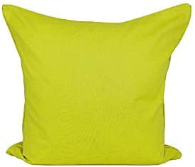 ARLINENS DUCK QUALITY PLAIN DYED 100/% COTTON CUSHION COVER IN FOLLOWING COLOUR AND SIZES: 16X16, BLACK