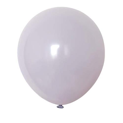 Weiliru 10 Inch Thick Round Birthday Party Wedding Arrangement Balloon Color,100PCS]()