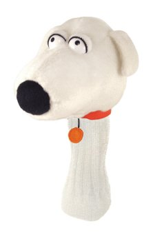 Winning Edge Family Guy Brian Golf Headcover Hybrid Head Covers