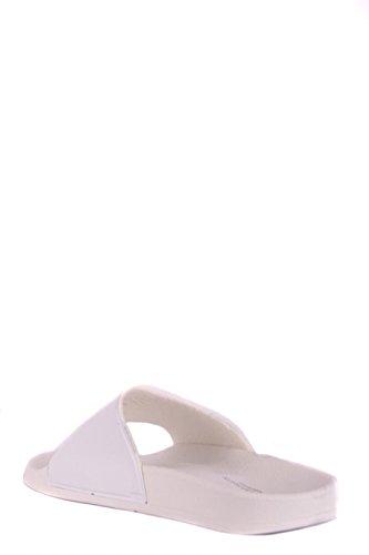 Philipp Plein Vrouwen Wsa0154pxv025n03 Witte Flipflops