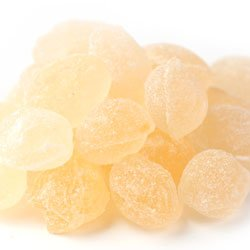 Claeys Sanded Natural Candy Drops - 2 Lbs - Old Fashioned Flavor (Ginger)