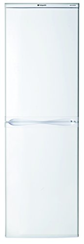 Hotpoint RFAA52P Fridge Freezer Freestanding 1.74 Meter High A Plus White