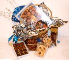 Sugar Free Deluxe Variety Gift Basket by Diabetic Candy and diabetic friendly by Diabetic Candy