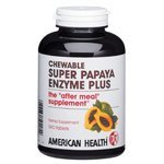 Cheap American Health – Super Papaya Enzyme Plus Chewable High Potency – 360 Chewable Tablets