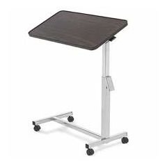 Invacare Tilt Top & Height Adjustable Overbed Table