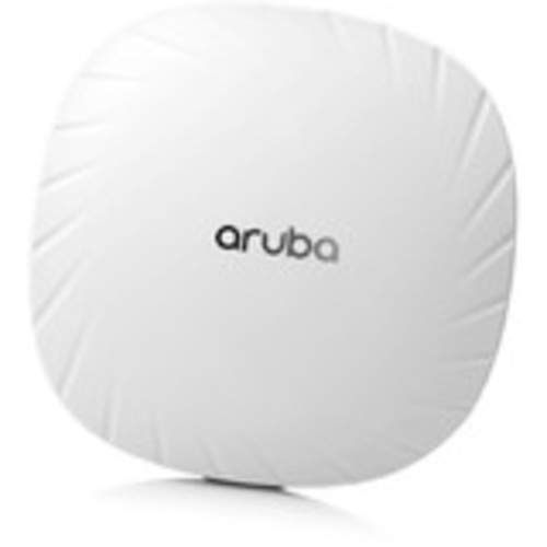 HPE | Q9H58A | Aruba AP-514 (US) Dual Radio 4x4:4 + 2x2:2 802.11ax (4.8Gbps in 5GHz 575Mbps in The 2.4GHz Band) External Antennas Unified Campus AP Access Point