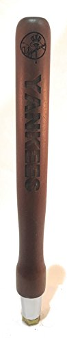 r Tap Handle Walnut (New York Yankees Beer)