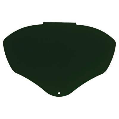 Bionic Face Shield Replacement Visors, Uncoated/Shade 5.0, Full Shield