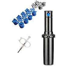 Hunter PGP-adj Rotor Sprinkler Heads - 4 Pack - Includes Adjustment ()