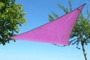 クッカバラ日除けシェードセイル 紫色 3.6m正三角形 紫外線98%カット 防水タイプ OL0124ST B00842ZITY 14100 三角形: 3.6 x 3.6m  三角形: 3.6 x 3.6m