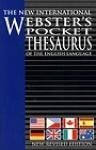 The New International Webster's Pocket Reference Library, Trident Press International, 1582794200