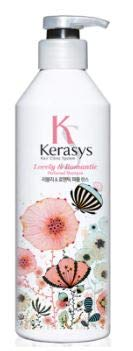 KERASYS Lovely & Romantic Perfumed Conditioner 600ml -The Rich Vitamin of Sun-Kissed Basil and The Daisy's Subtle Fragrance Keeps Your Hair Vibrant and Healthy