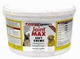 Joint MAX Triple Strength Soft Chews (240 Chews), My Pet Supplies