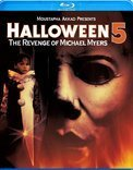 Halloween 5: The Revenge of Michael Myers [Blu-ray] by Anchor Bay -