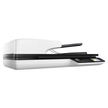 Scanjet Pro 4500 Fn1 Network Scanner, 600 X 600 (Dpi Network)