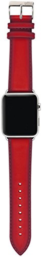 ullu Apple Watch Band for Series 1 & Series 2 in Premium Leather - Bloody Hell - UAWS42SSVT96 by ullu (Image #7)