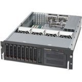 Supermicro Rackmount Server Chassis (CSE-833T-653B) ()