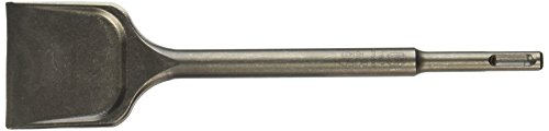 Bosch HS1427 SDS-Plus Hammer Shank 2-1/2-Inch by 10-Inch Wide Steel Self-Sharpening Chisel
