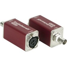 Switchcraft 366R AES-EBU Adapter (110-75 Ohm) Female XLR to - Audio Ebu