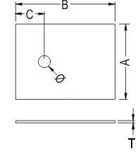 Electronics-Salon 1000pcs TO-247 Transistor Mica Insulator,Insulation sheet
